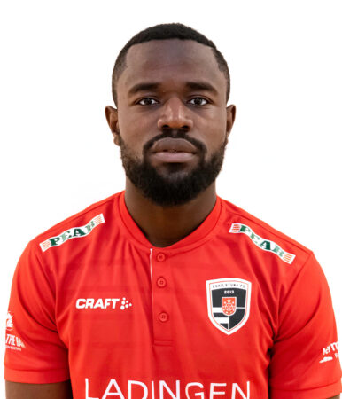 Christian Issac Yenga