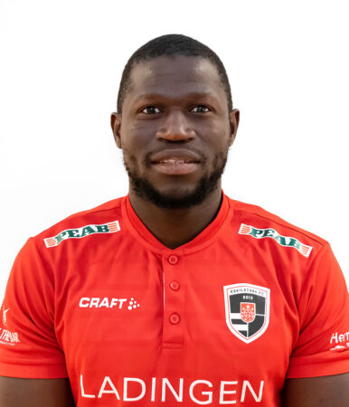 Muhammed Samusey Bojang